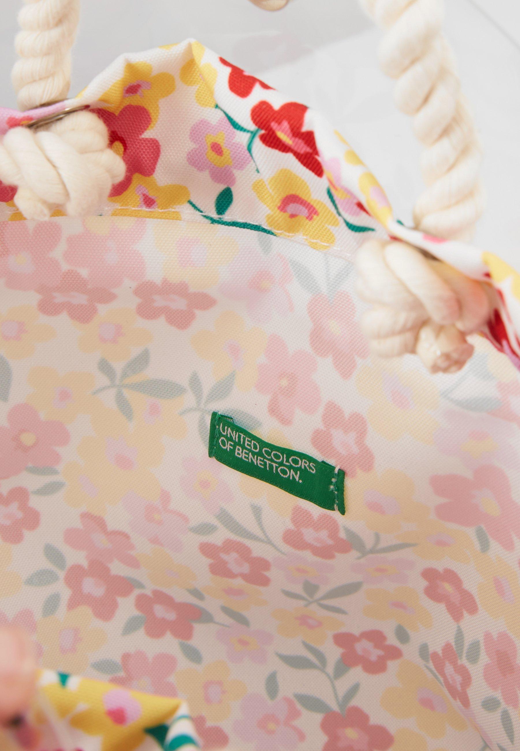 Benetton Handväska - multi-coloured