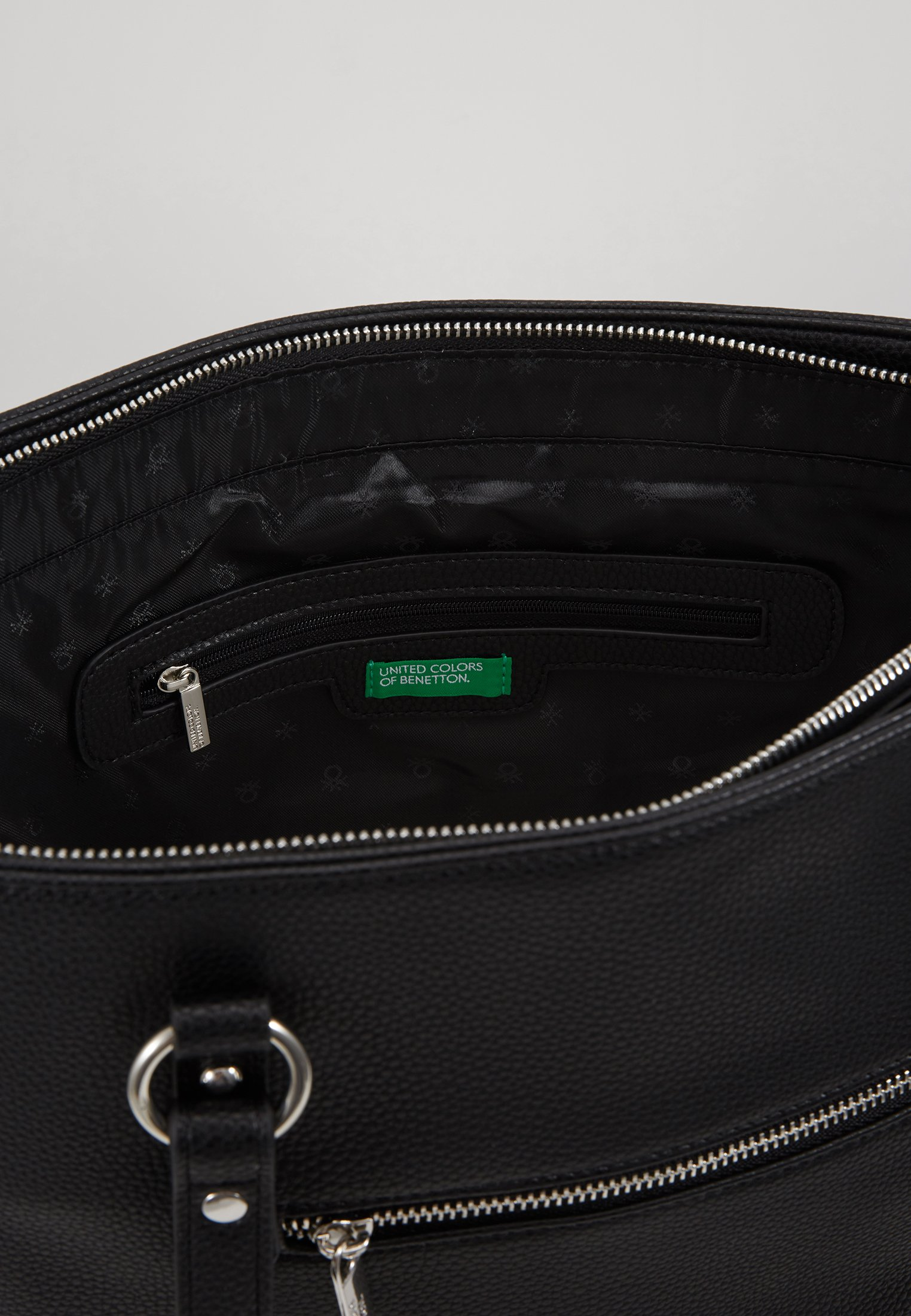 Benetton Borsa A Mano - Black kjonvti