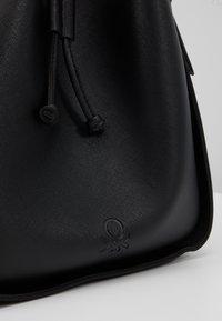 Benetton - Håndtasker - black - 5