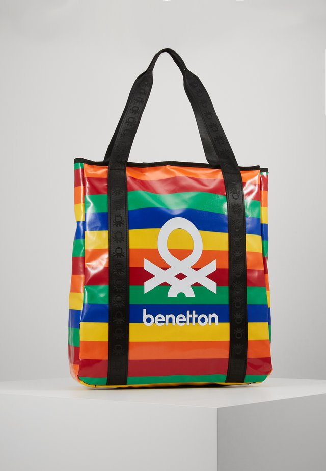 Velká kabelka - multicolor