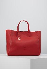 Benetton - Håndtasker - red - 4