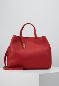 Benetton - Håndtasker - red - 1