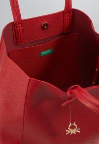Benetton - Håndtasker - red - 3