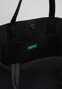 Benetton - Handbag - black - 5