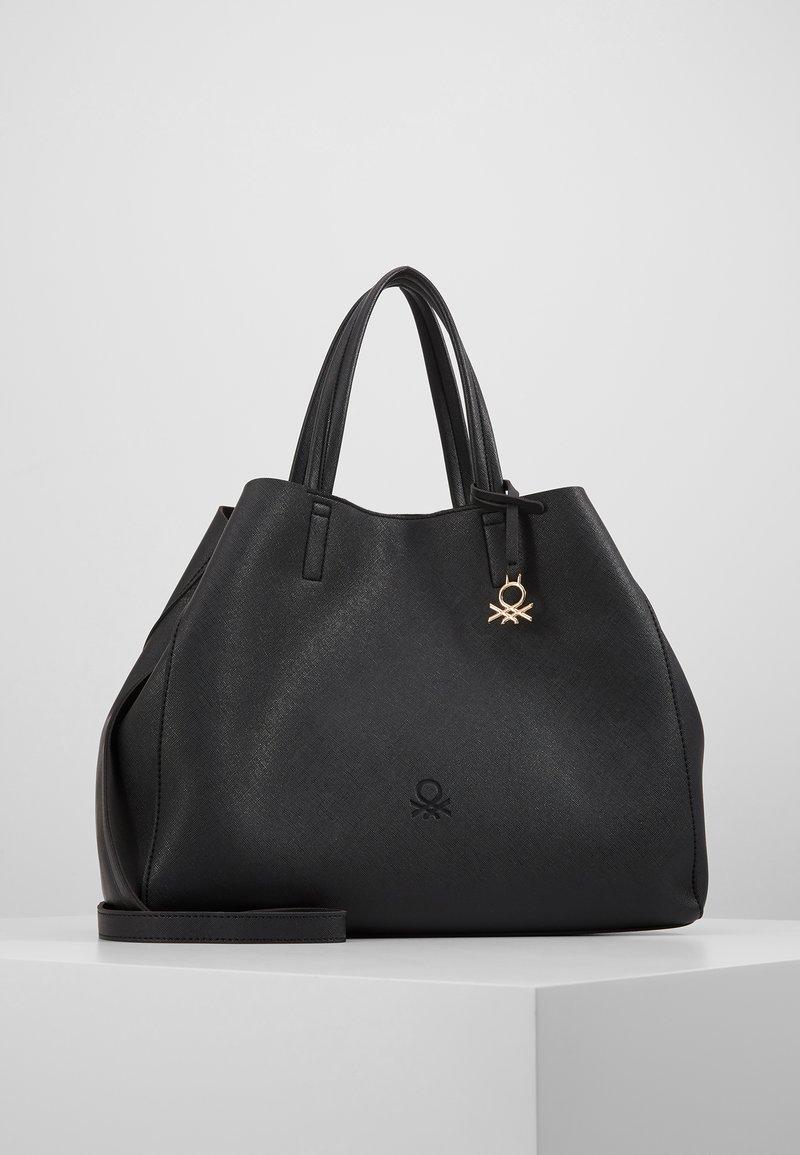 Benetton - Handbag - black