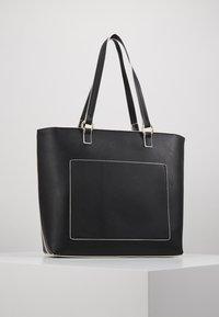 Benetton - Shopping Bag - black/white - 3