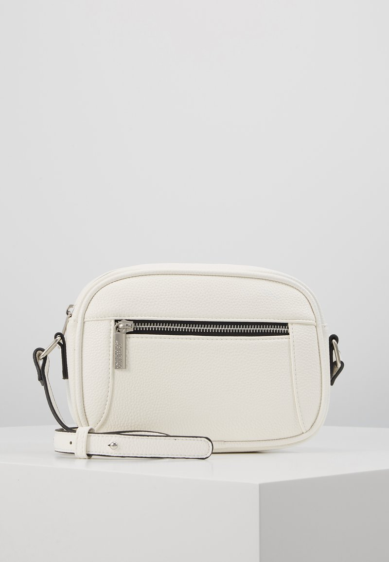Benetton - Across body bag - white