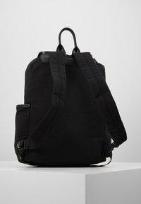 Benetton - KNAPSACK - Plecak - black - 2