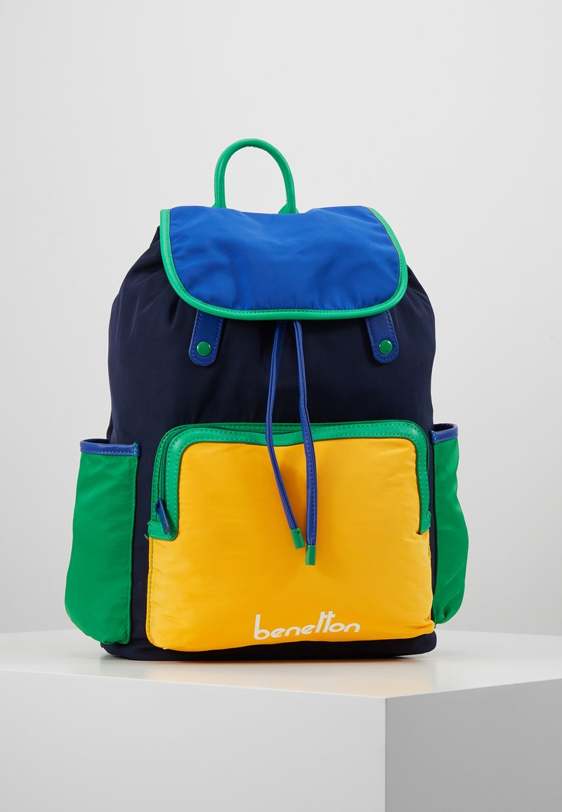 Benetton - KNAPSACK - Ryggsekk - multicolored