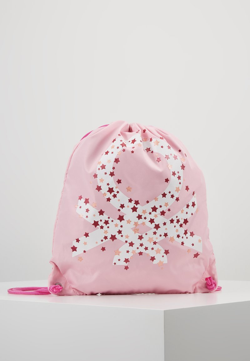 Benetton - BAG - Zaino - rose