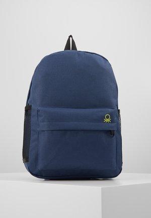 KNAPSACK - Plecak - blue