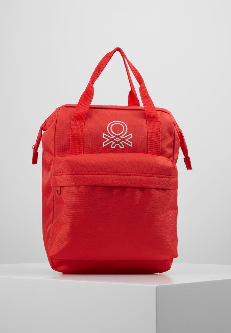 Benetton - BAG - Rygsække - red