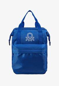Benetton - BAG - Reppu - blue - 1