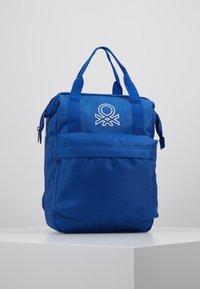 Benetton - BAG - Reppu - blue - 0
