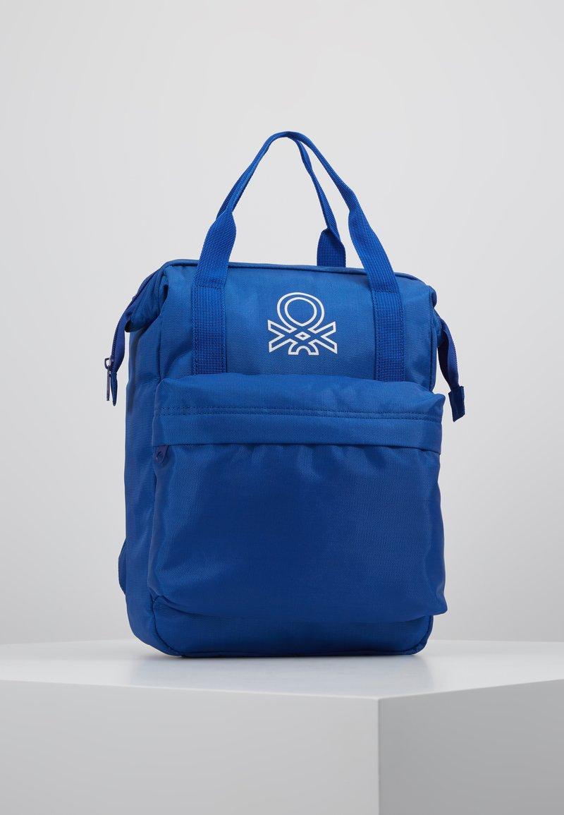 Benetton - BAG - Reppu - blue