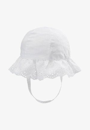 HAT - Hut - white