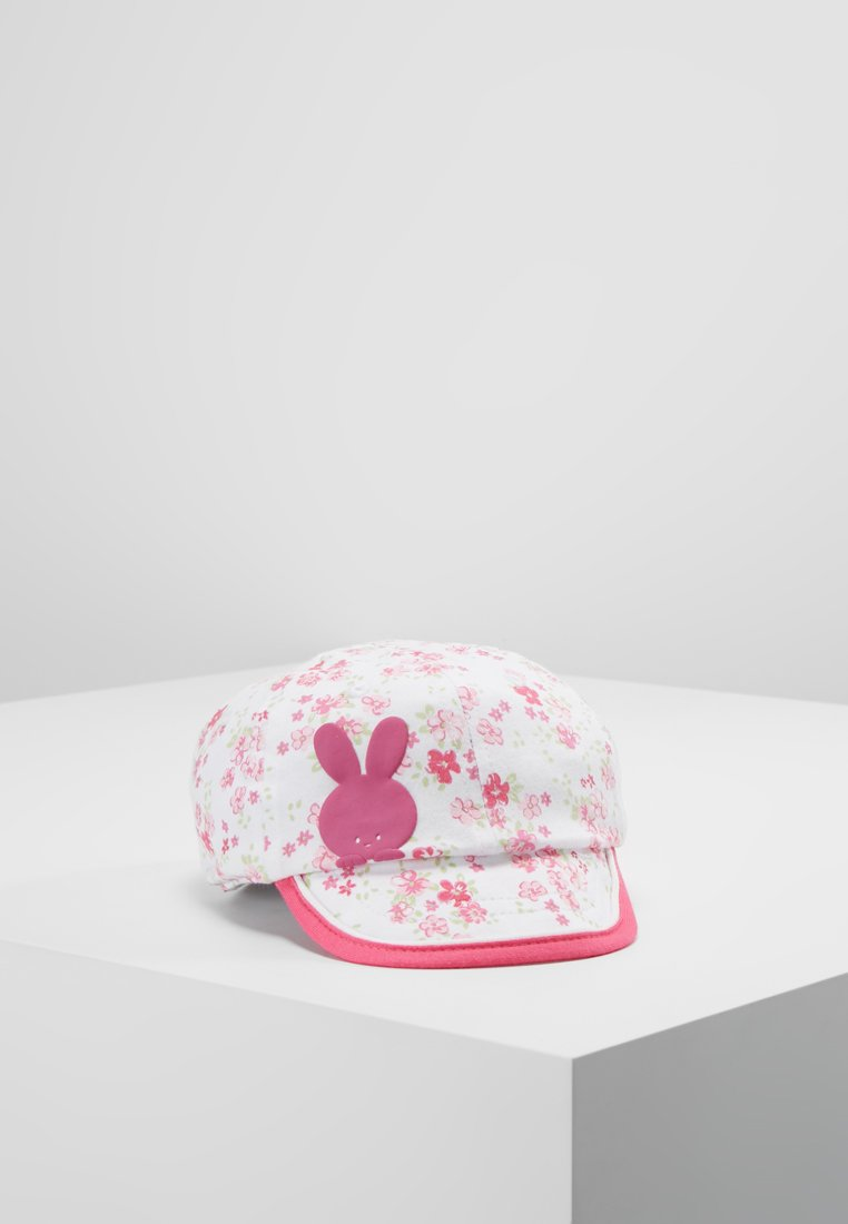 Benetton - WITH VISOR - Pet - white/pink