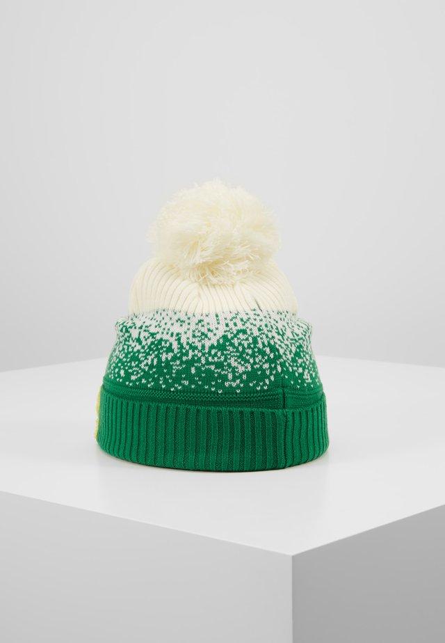Mütze - off white/green