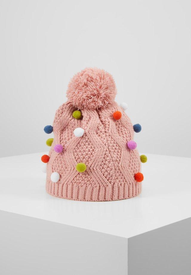 Mütze - light pink