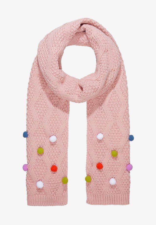 SCARF - Sjaal - light pink