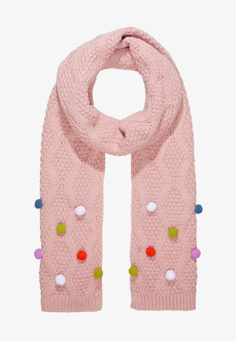 Benetton - SCARF - Szal - light pink