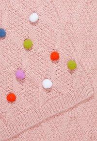 Benetton - SCARF - Szal - light pink - 1