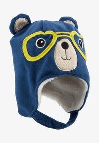 Benetton - HAT BEAR - Bonnet - blue - 1