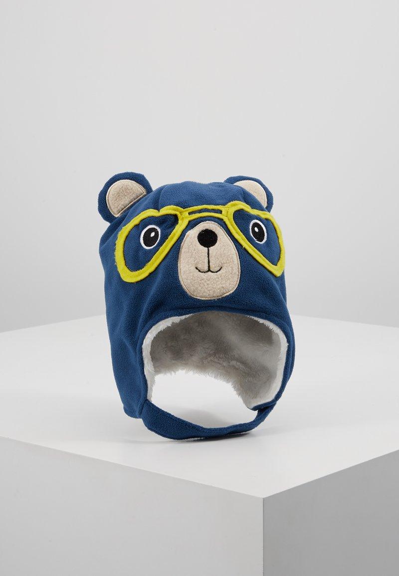 Benetton - HAT BEAR - Bonnet - blue