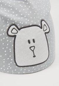 Benetton - HAT CAT - Gorro - light grey - 2