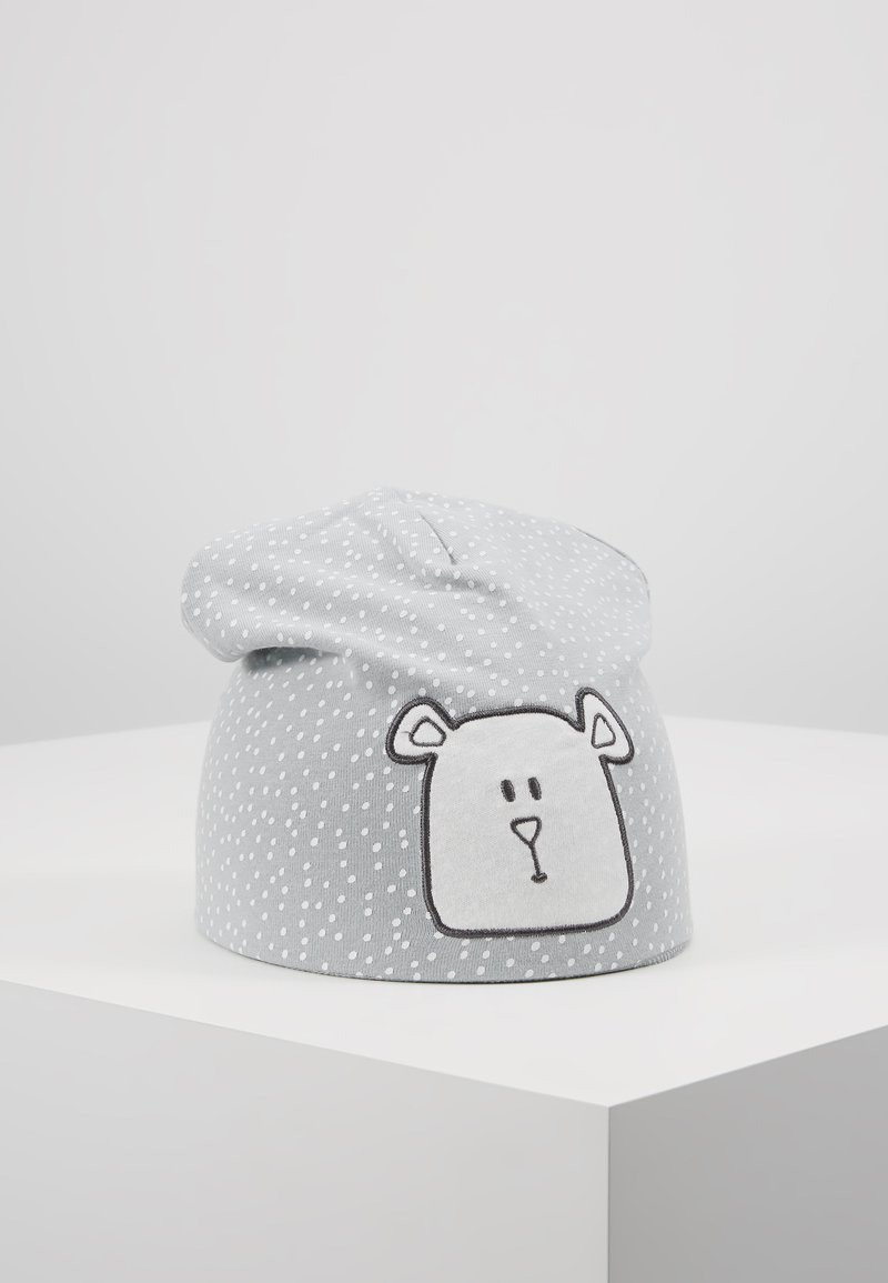 Benetton - HAT CAT - Beanie - light grey