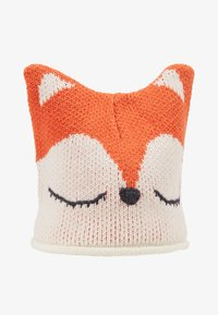 Benetton - HAT FOX - Čepice - orange - 1
