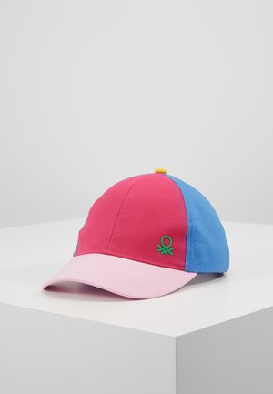 WITH VISOR - Gorra - light pink
