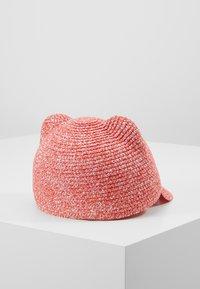 Benetton - HAT - Cap - red - 3
