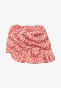 Benetton - HAT - Cap - red - 1