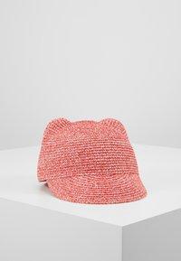 Benetton - HAT - Cap - red - 0