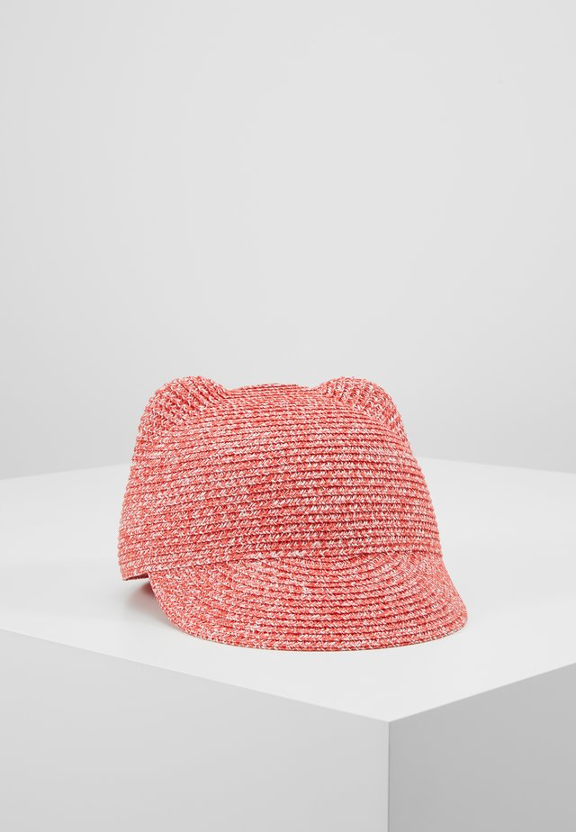 HAT - Cap - red