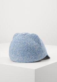 Benetton - HAT - Kšiltovka - blue - 3