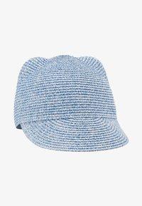 Benetton - HAT - Kšiltovka - blue - 1