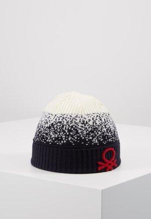 HAT - Mütze - white/blue