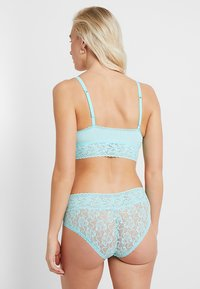 Benetton - BRASSIERE LONG - Triangel-BH - aruba blue