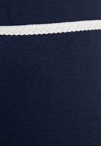 Benetton - TROUSERS - Pyjama bottoms - black iris - 4