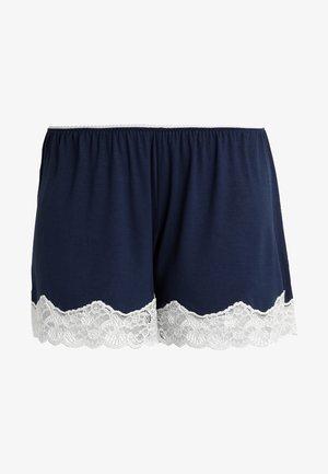 SHORTS - Spodnie od piżamy - black iris