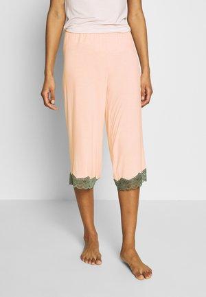 TROUSERS - Pyjamasbukse - rosa carne