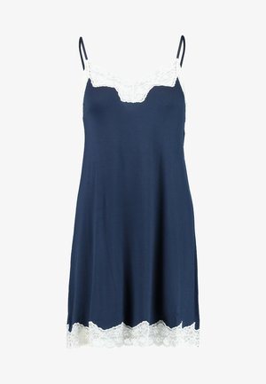 NIGHT DRESS - Nightie - black iris
