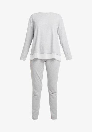 PIGIAMI DUE PEZZI SET - Pyžamová sada - grey