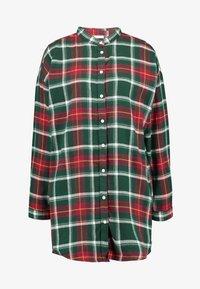 Benetton - LOUNGEWEAR - Noční košile - red - 4