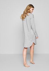 Benetton - NIGHT DRESS - Noční košile - grey - 2