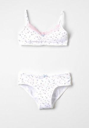 Underwear set - white