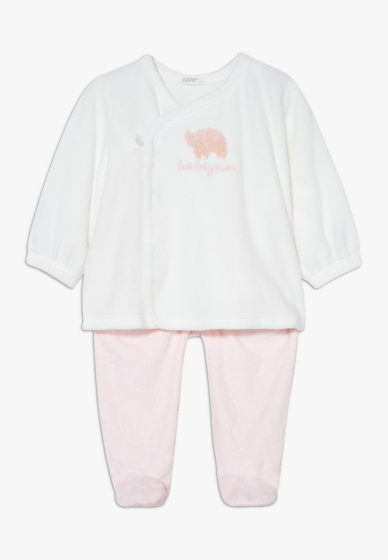 Benetton - SET - Pyžamová sada - light pink
