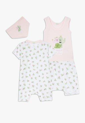 BABY SET - Pyžamový spodní díl - light pink